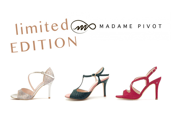 Madame Pivot limited edition spring 2018