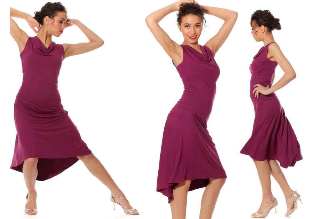 Skirt Fuxia
